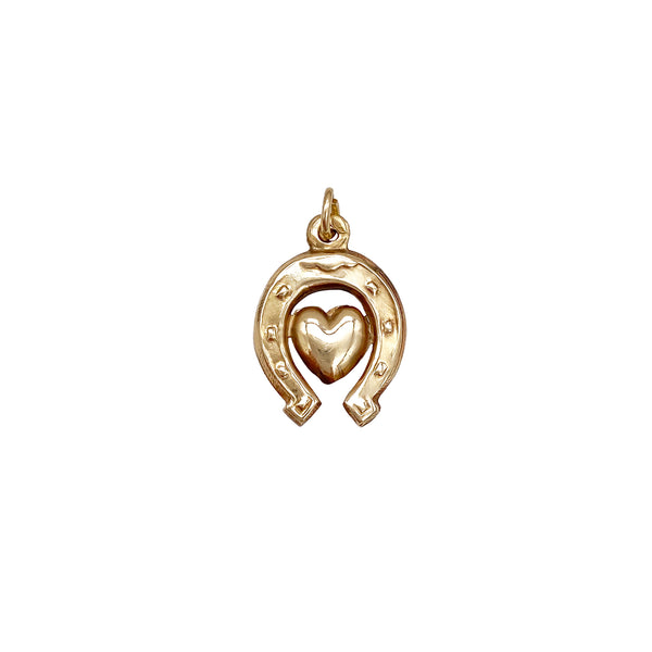 Horseshoe Heart Charm (4717153157171)