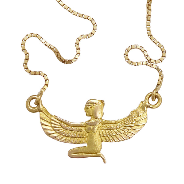 Egyptian Revival Necklace (4722253529139)