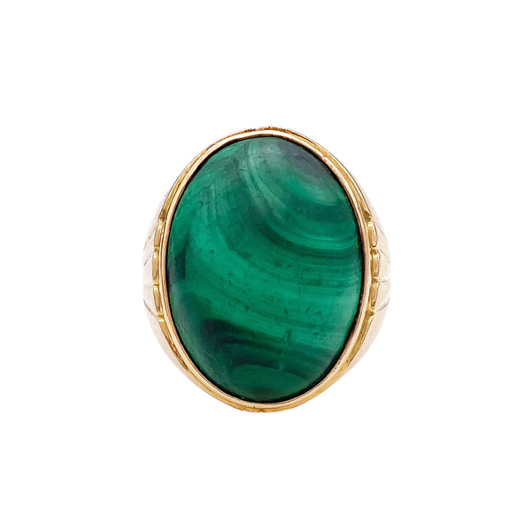 Malachite Ring (4736402915379)