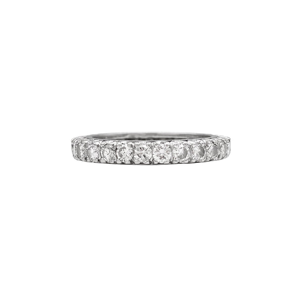 Platinum Diamond Eternity Band (4736404029491)