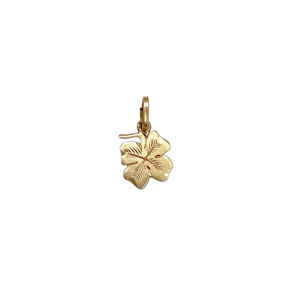 Mini 4 Leaf Clover Charm (4717164789811)
