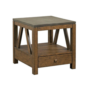 Mason Drawer End Table