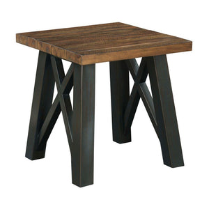 Crossfit End Table