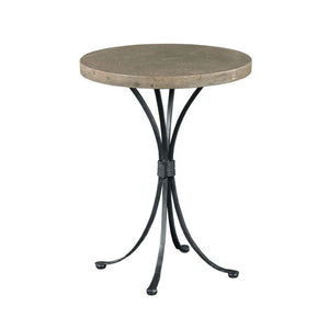 Accents Round End Table