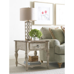Weatherford Cornsilk End Table