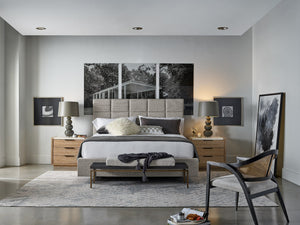 Modern - Complete Bacall Queen Bed