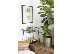 Spaces  - Bar Cart