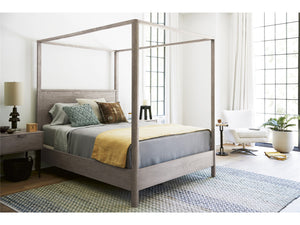 Spaces - Complete Queen Graham Poster Bed