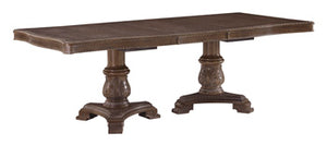 Charmond RECT DRM Extension Table Base - Brown