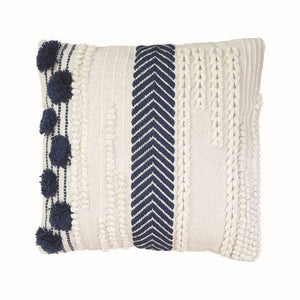 Set of 2 Hand Woven Aleks Pillow