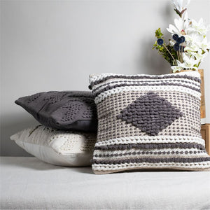 Set of 2 Hand Woven Tate Pillow