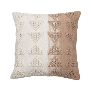 Set of 2 Hand Woven Naia Pillow