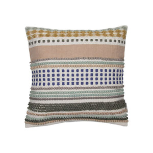 Set of 2 Hand Woven Ginnie Pillow