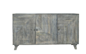Geometric Door Sideboard