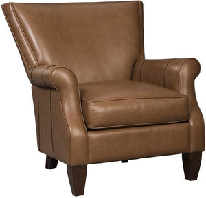 Macon Leather Chair