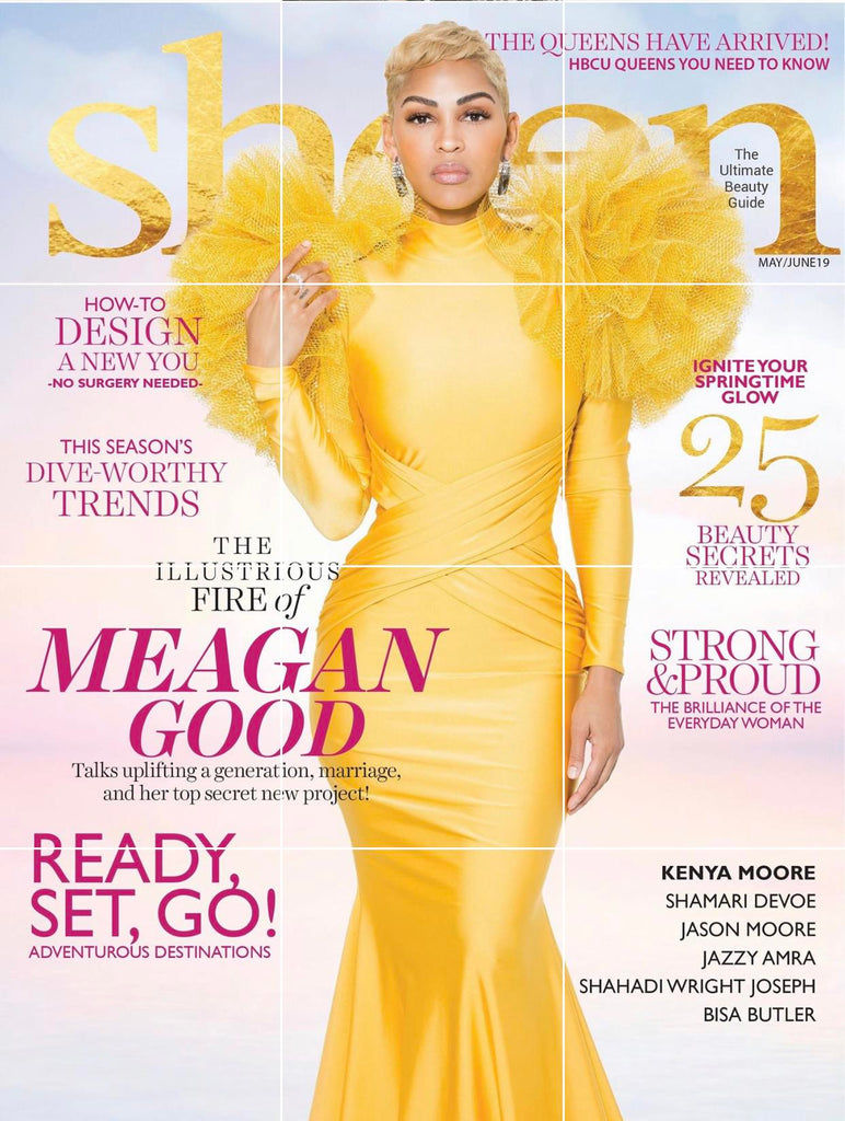 Meagan Good in Stello