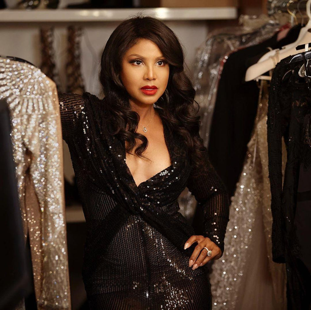 Toni Braxton in Stello