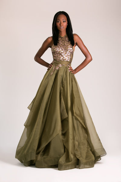 Tiana - Stello - Gowns - Designer - Dress - Wedding dress - Stephanie Costello - Michael Costello -