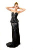 Leather Gown - Stello - Gowns - Designer - Dress - Wedding dress - Stephanie Costello - Michael Costello -