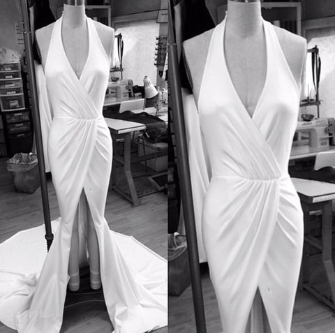 Simplicity - Stello - Gowns - Designer - Dress - Wedding dress - Stephanie Costello - Michael Costello -