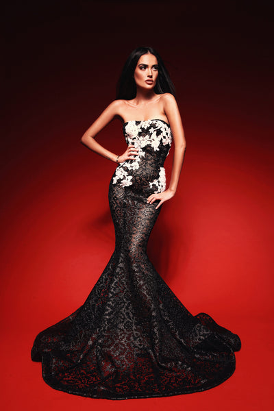 Afosa - Stello - Gowns - Designer - Dress - Wedding dress - Stephanie Costello - Michael Costello -