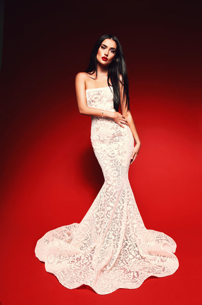 Amore - Stello - Gowns - Designer - Dress - Wedding dress - Stephanie Costello - Michael Costello -