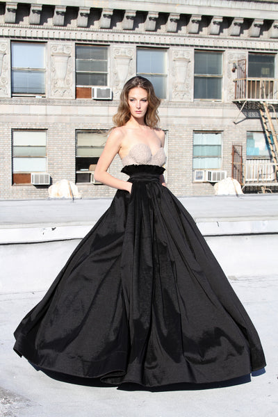 Ball Skirt - Stello - Gowns - Designer - Dress - Wedding dress - Stephanie Costello - Michael Costello -
