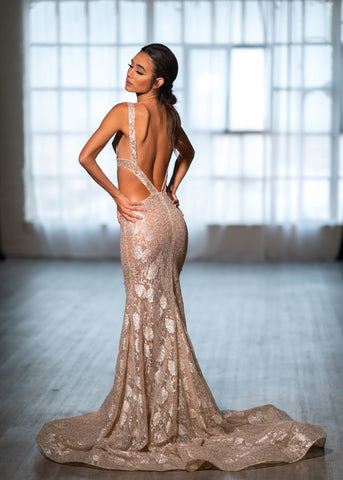 Darling - Stello - Gowns - Designer - Dress - Wedding dress - Stephanie Costello - Michael Costello -