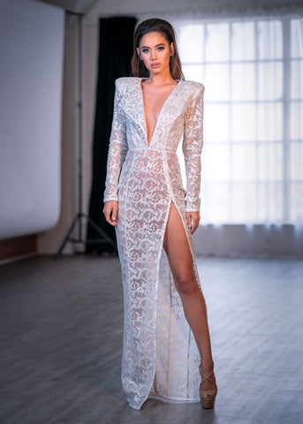 Doll - Stello - Gowns - Designer - Dress - Wedding dress - Stephanie Costello - Michael Costello -