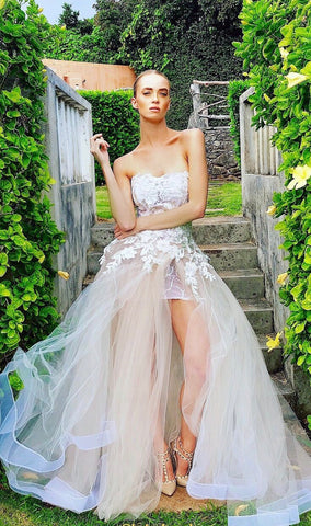 Willow - Stello - Gowns - Designer - Dress - Wedding dress - Stephanie Costello - Michael Costello -