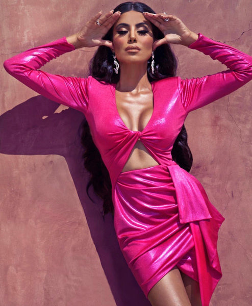 Neon - Stello - Gowns - Designer - Dress - Wedding dress - Stephanie Costello - Michael Costello -