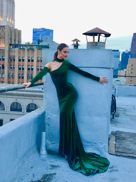 (Limited Edition) Emerald City James - Stello - Gowns - Designer - Dress - Wedding dress - Stephanie Costello - Michael Costello -