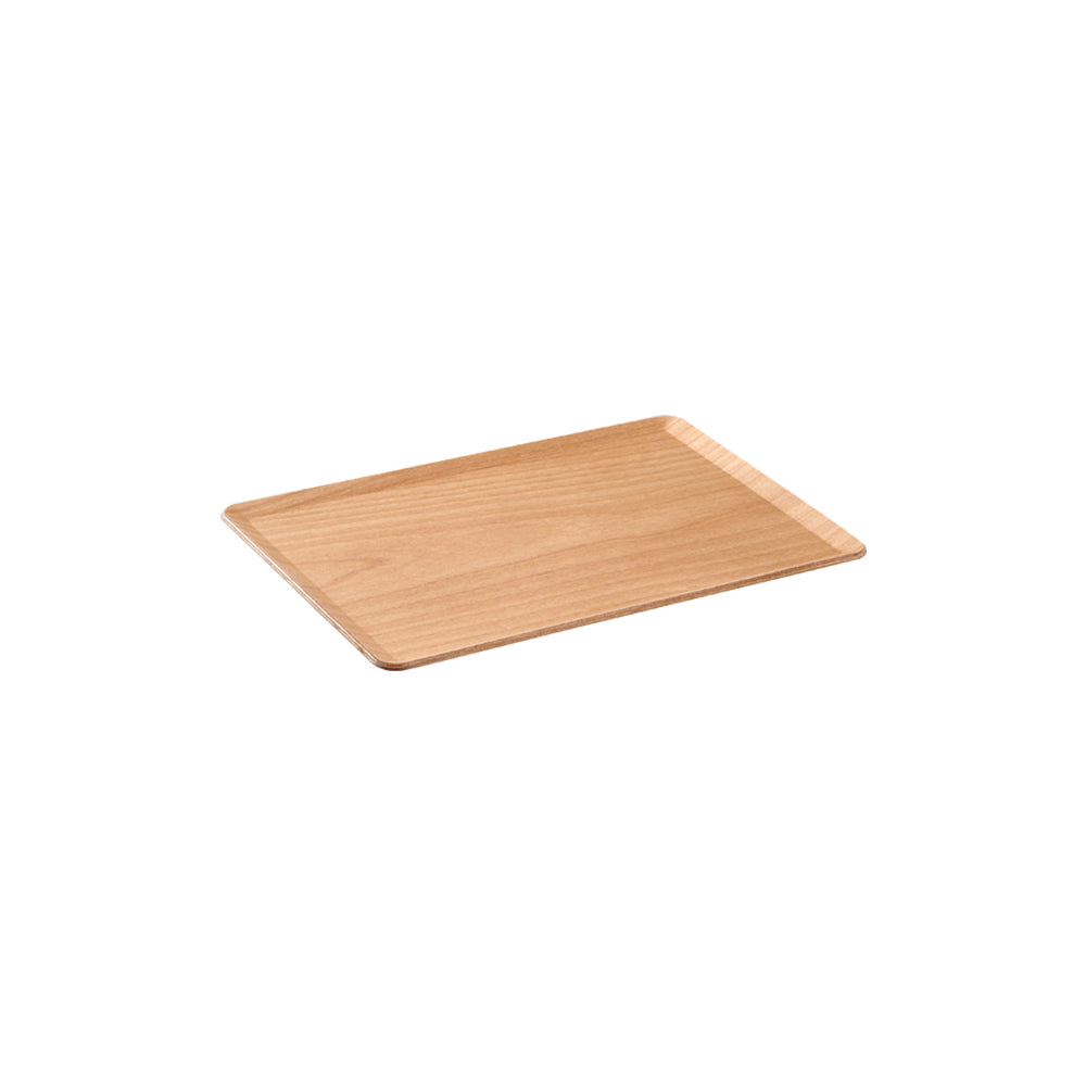 270x200 birch ply plywood Japanese minimalist design tray natural materials