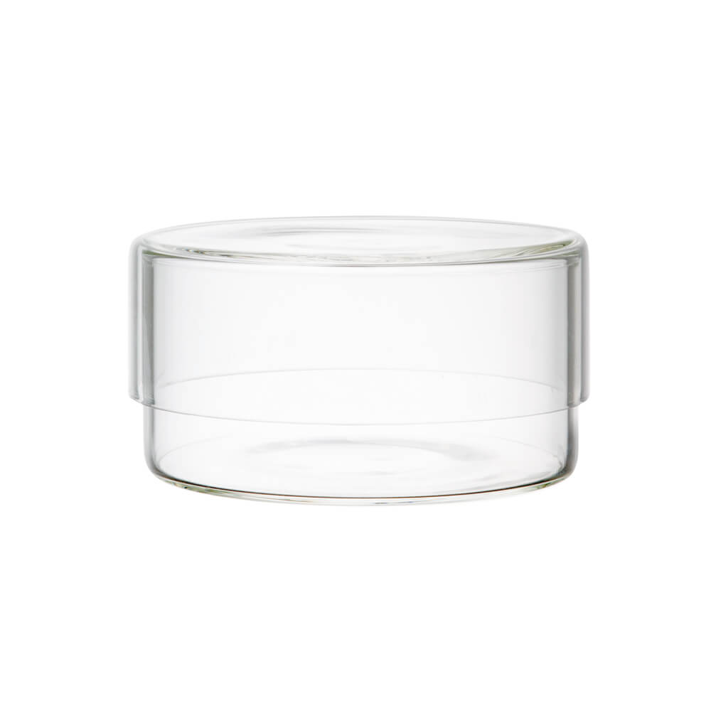 kinto japanese design glass case storage box