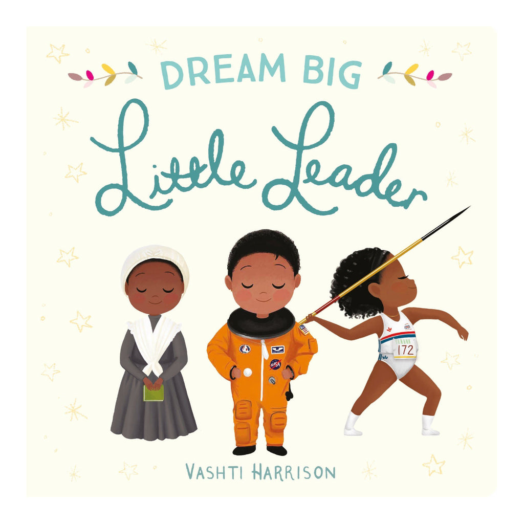 Dream Big Little leader - BLM black lives matter childrens book