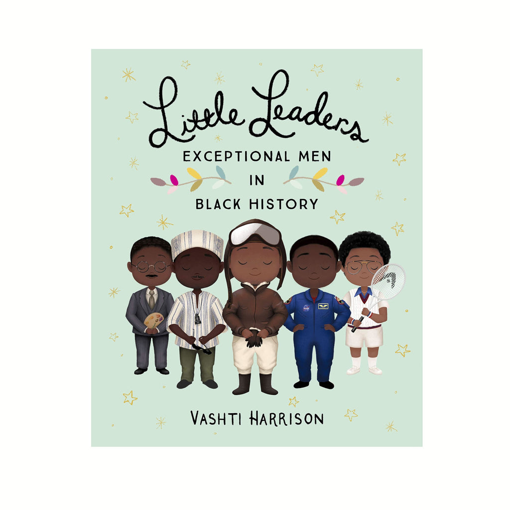 Little Leaders - Exceptional Men in Black History - V. Harrison