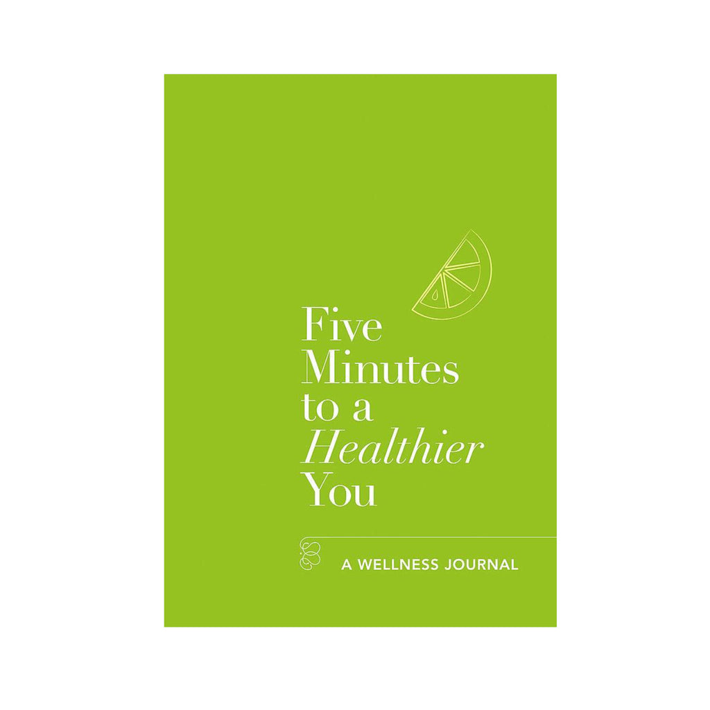 5 five minutes to a healthier you a wellness journal book - Aster