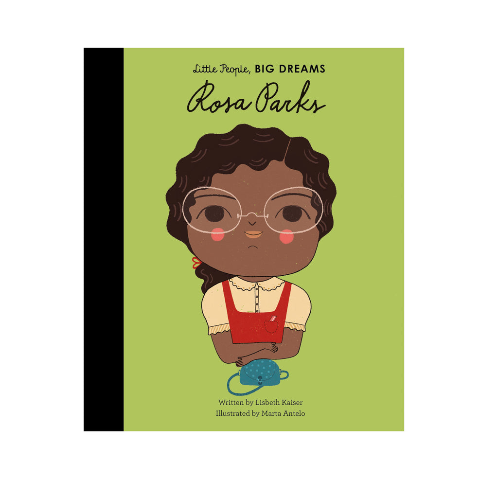 Little People Big Dreams: Rosa Parks - M. Antelo & Kaiser Lisbeth book