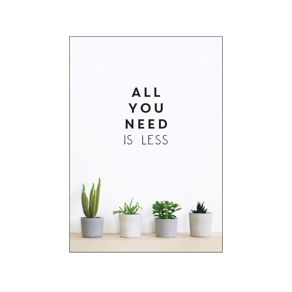 All you need is less - Vicki Vrint minimalism book