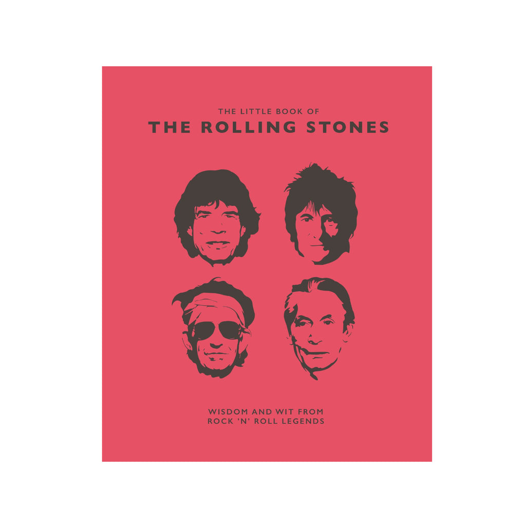 Little Book of the Rolling Stones - Malcolm Croft