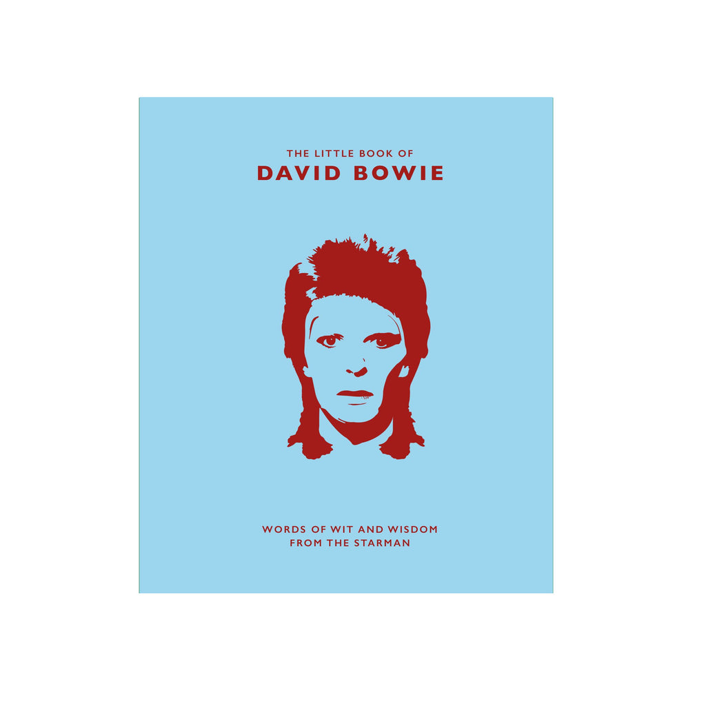 The Little Book of David Bowie: Malcolm Craft gift for music lovers