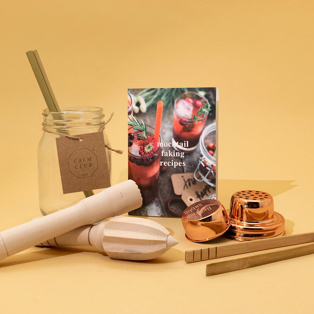 Calm Club Mocktail Making Kit