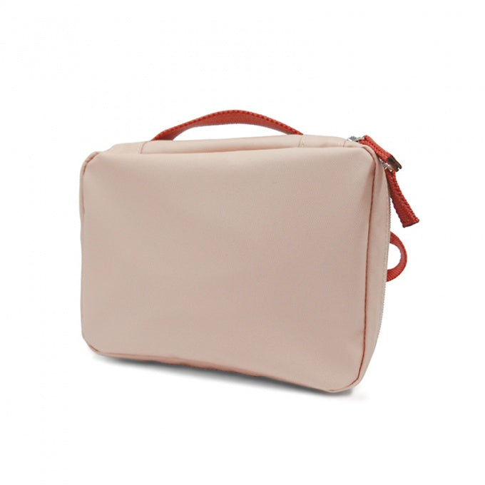 ekobo rePET blush pink recycled plastic bottle lunch bag charity