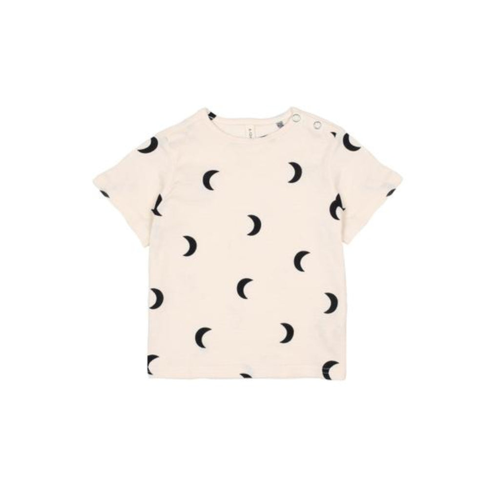 organic zoo oat moon t shirt baby clothes
