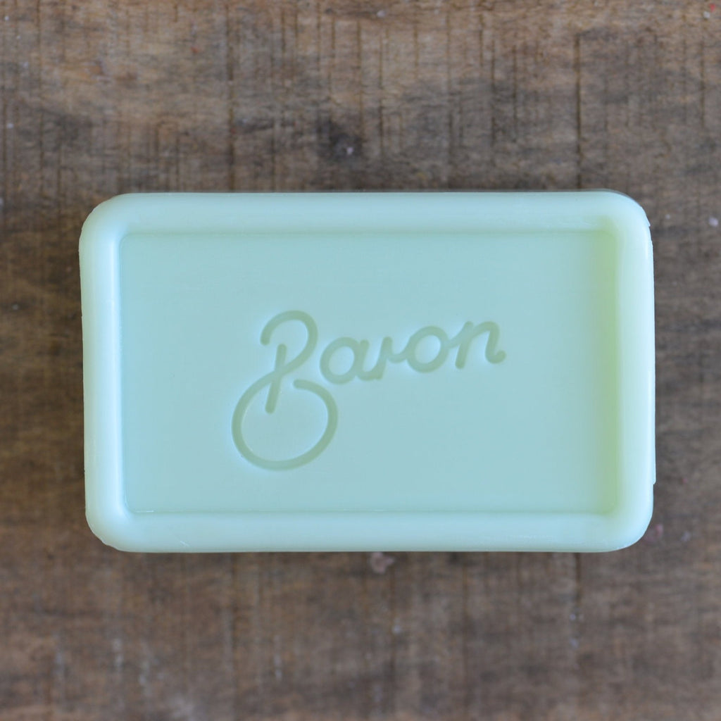 Baron shower bar - Aloe natural plastic free solid soap sustainable