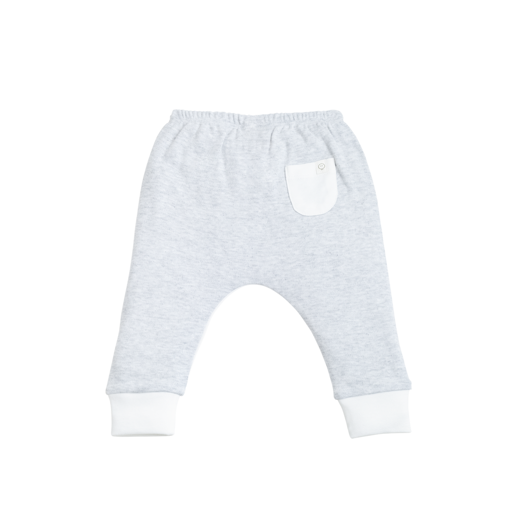 mori Bamboo and Organic Cotton yoga pants sustainable baby children's wear clothing