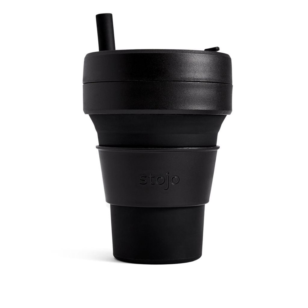 Stojo collapsible cup - Biggie - 16oz - ink
