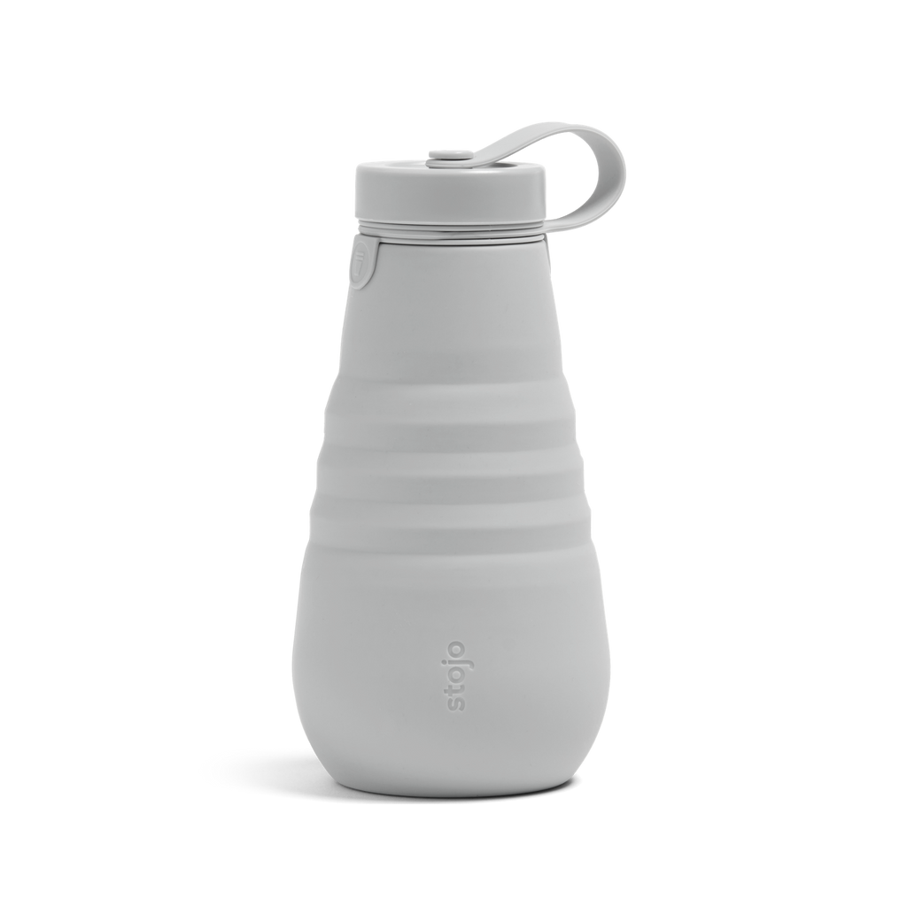 stojo collapsible bottle cashmere reusable