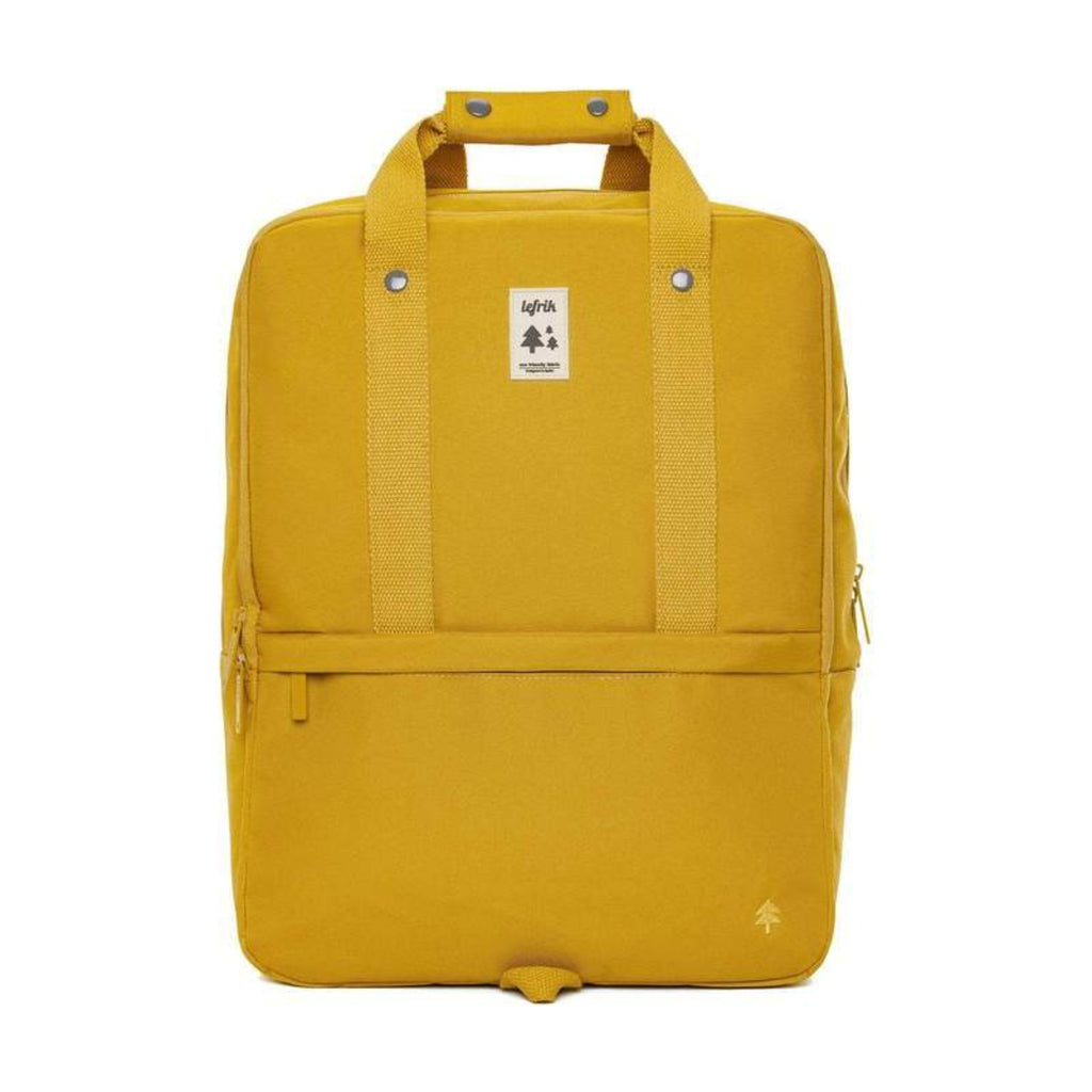 Lefrik Daily Backpack - Mustard