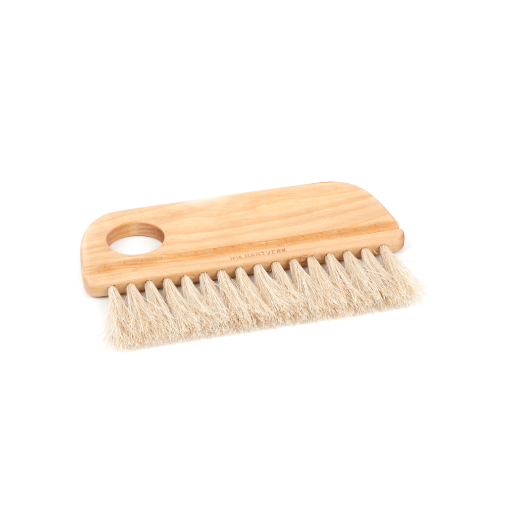 Iris hantverk natural baker brush Scandinavian design